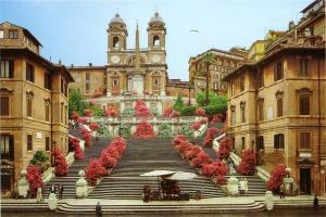Септемврийски празници в Рим, Италия с 4 нощувки - полет от София