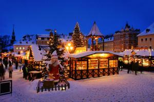 Коледни базари в Братислава и Виена с полет от София, ранни записвания