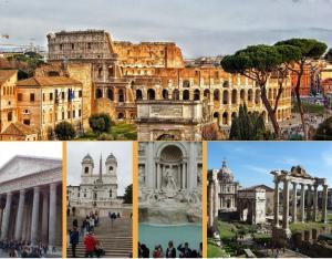 Септемврийски празници в Рим – Вечният град