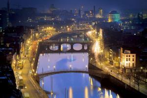Нова година в Дъблин