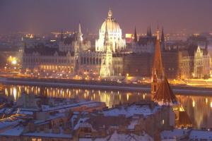 Нова година в Будапеща