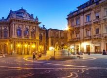 Нова година 2019 в Италия - остров Сицилия, полет от София