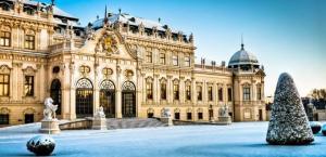 Коледни базари в Прага и Виена с полет от София - 4 нощувки