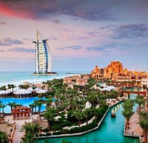 Нова година в Дубай с полет от Варна - супер промоция