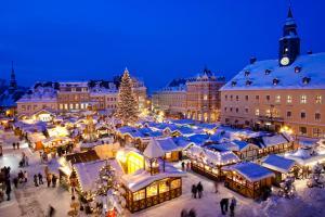 Коледни базари във Виена с полет от Варна - специална промоция