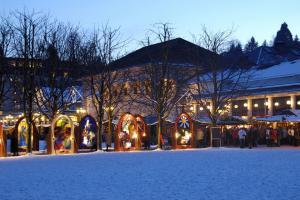 Коледа в Баден - Баден, Германия с полет от София
