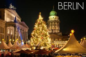 Коледни базари в Берлин, Германия с полет от София