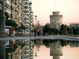Нова година в Солун, Гръция - хотел Holiday Inn 5*, автобусна програма
