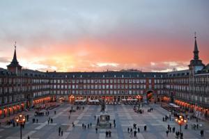 Нова година в Мадрид, Испания с полет от София - ранни записвания