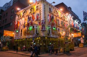 Коледни базари в Дъблин, Ирландия с полет от София