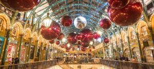 ДЪБЛИН - духат на истинската Коледа с полет от София