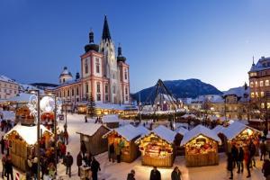 ПОТВЪРДЕНА! Предколедна екскурзия до Виена и Будапеща с автобус от София