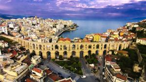 Нова година в Кавала, Гърция + Новогодишна вечеря с полет от Варна и Бургас