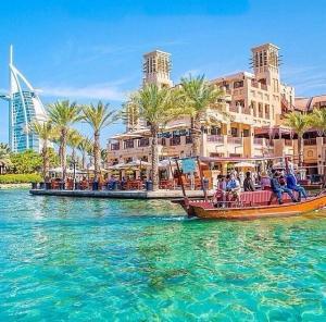 Дубай и Абу Даби - супер промо - хотели 3* с полет от София, 8 дни