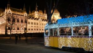 12.12 и 19.12.18! Коледни базари в БУДАПЕЩА и ВИЕНА, автобус от София