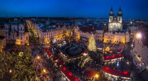 Предколедна екскурзия до Виена и Прага с полет от София - ранни записвания