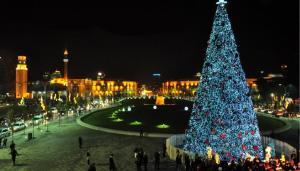 Нова година 2019 в АЛБАНИЯ - Охрид, автобус от София, дневен преход, 4 дни на полупансион + Празнична вечеря с напитки в х-л FAFA PREMIUM 4* , Потвърдена!