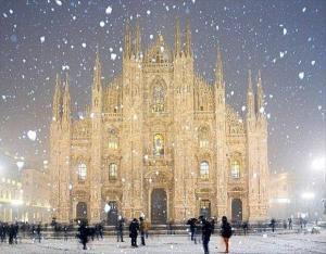 Нова година 2019 в Милано, Италия с полет от София - ранни записвания