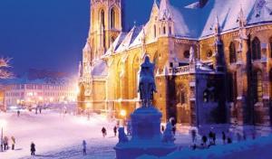 Коледа във Виена и Будапеща с включена празнична вечеря на 24.12.2018 - автобусна програма от София и Пловдив