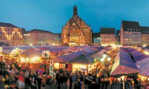 ПОТВЪРДЕНА! Предколедна екскурзия Залцбург, Мюнхен, Нюрнберг, Улм и Аугсбург