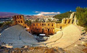 Екскурзии 2018 - 2019!  Гърция, АТИНА, самолетна екскурзия от София 4 дни в х-л Parnon 3* или подобен