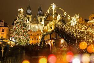 Коледа 2018 в Чехия: ПРАГА - Карлови вари, автобусна екскурзия от София и Пловдив