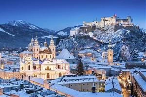 Коледни базари 2018 в Австрия: ВИЕНА, автобусна екскурзия от София, 5 дни, дневен преход