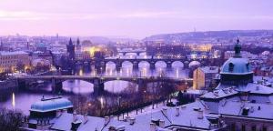 Нова година в Прага, Чехия - х-л Kavalir 3*, 4 нощувки, полет от София