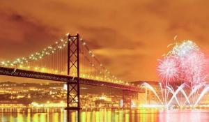 Нова година 2019 в Лисабон, Португалия с полет от София