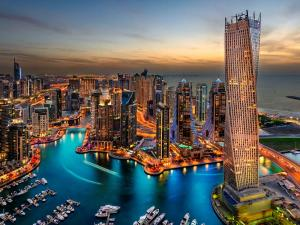 Нова година 2019 в Дубай и Абу Даби с полет  от София - 7 нощувки