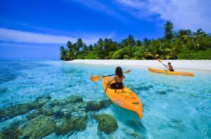 Екзотична нова година на Малдивите - полет от София
