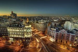 Нова година 2019 в Мадрид, Испания - самолетна програма от София