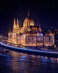 Коледни мечти - Будапеща, Братислава и Виена - автобусна програма