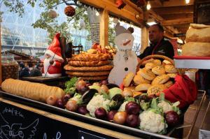 Коледни базари в Будапеща, Унгария с полет от София
