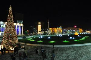 Нова година 2019 в Албания; ТИРАНА и Круя, Дурас, Албания, автобус от София, 3 нощувки на полупансион + Гала вечеря с напитки в х-л Doro City 4*