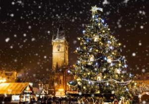 Прага с аромат на Коледа - автобусна екскурзия без нощни преходи