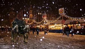 11.12.2018! Коледни базари в ГЕРМАНИЯ: Инсбрук - замъкът Нойшванщайн - Ньордлинген - Ротенбург об дер Таубер - Нюрнберг - Мюнхен, автобус от София