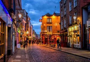 Нова година в Дъблин, Ирландия с полет от София
