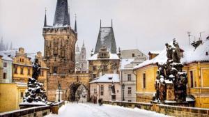 LUCKY WEEKEND promo Предколедна Златна Прага с полет от Варна - 584 лева на турист