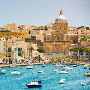 Нова година в Малта - самолетна програма от София - 4 нощувки