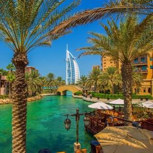 Black Weekend! Дубай и Абу Даби сполет от София - 500 лева отстъпка на турист!