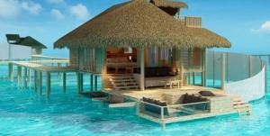 All Inclusive почивка на Малдивите 2019 - хотел Adaaran Meedhupparu 4*, LUX, полет от София
