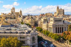 Нова година 2019 в Мадрид, Испания с полет от София