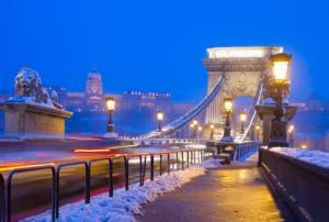 Нова година в Будапеща, Унгария с полет от София