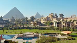 Египет от А до Я с полет от София - Круиз по Нил + Кайро + Хургада Iberotel Crown Emperor 5* LUX
