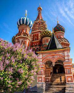 Класическа Русия - Москва и Санкт Петербург с потел от Варна - 10.06.2019, промоция!