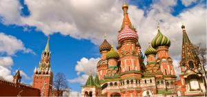 УИКЕНД В МОСКВА 2019 - ЗАПОЗНАЙТЕ СЕ С ЛЮБИМАТА ДЪЩЕРЯ НА РУСИЯ