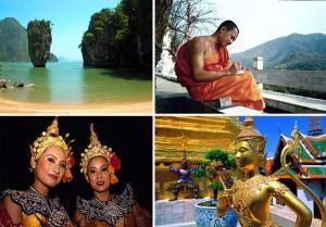 HAPPY WEEKEND промоция! 200 лв. отстъпка Екзотичен Тайланд - Банкок и Пукет с полет от София