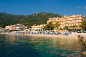 Почивка на остров Корфу през юни / хотел Potamaki Beach 3*