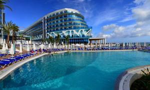 All Inclusive почивка в Анталия, Турция - хотел Vikingen Infinity Resort & SPA 5* с полет от София